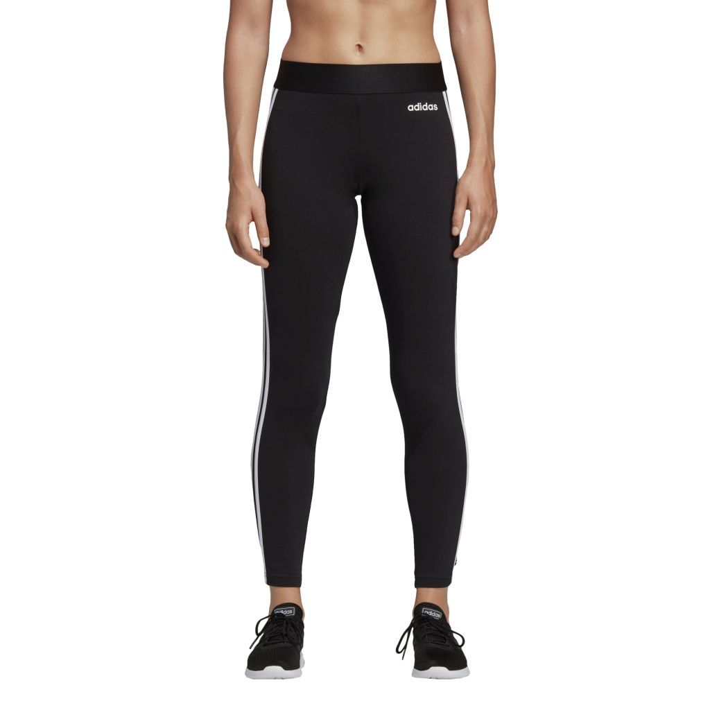 Adidas Essentials 3-Stripes Tights Γυναικειο Κολαν